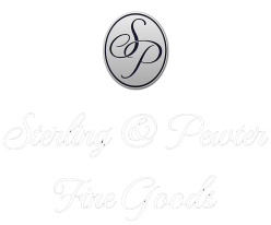 Sterling & Pewter Fine Goods