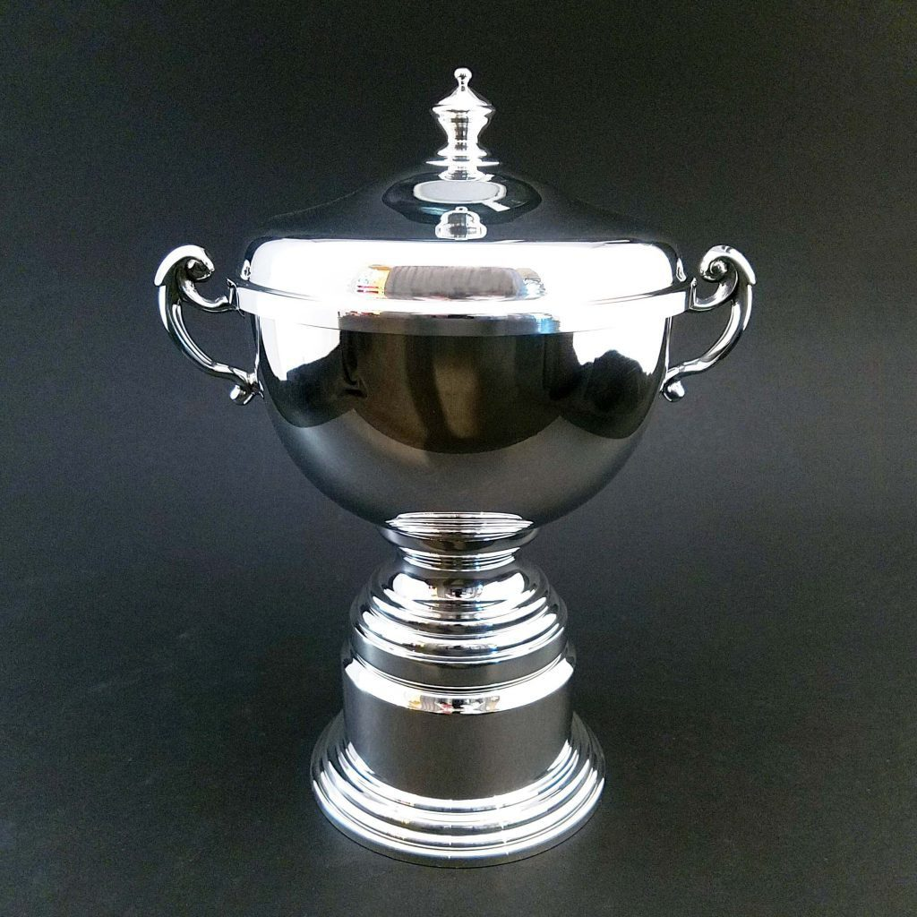 Colonial Trophy Cup Sterling Silver