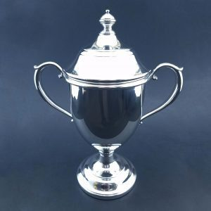 Pewter or Sterling Silver Loving Cup (TR620 Series). Customize yours today.