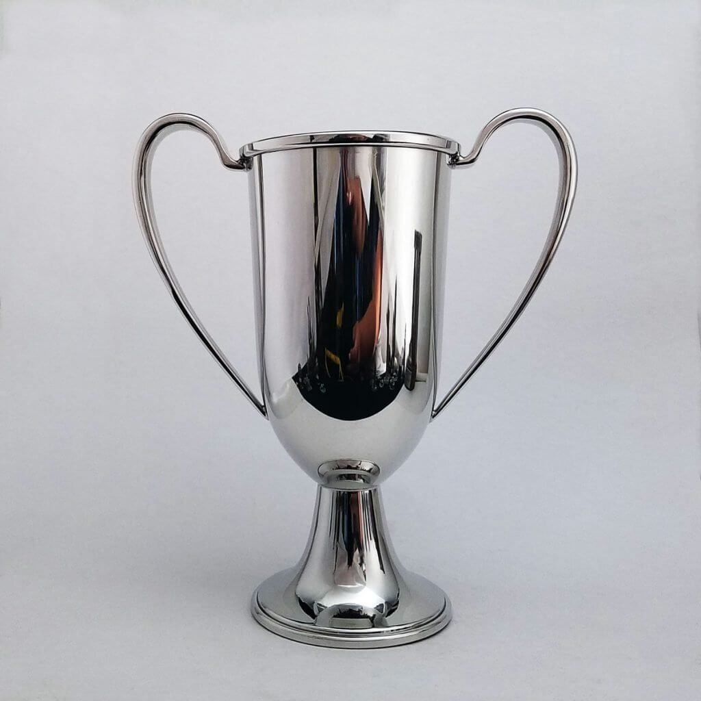 Pewter Trophy for Golf, Corporate Awards, and Sports