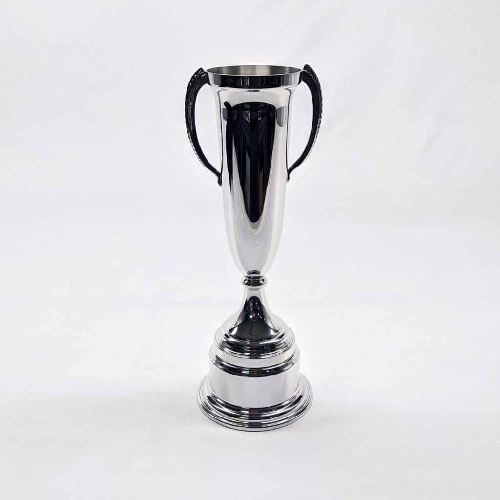 Perpetual Trophy Cup with Pewter Base